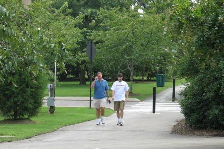 Centennial Park in Nashville, Tennessee