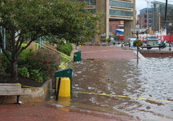 Baltimore flooding