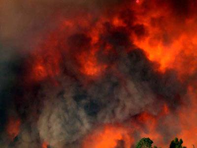 San Diego Cedar Fire