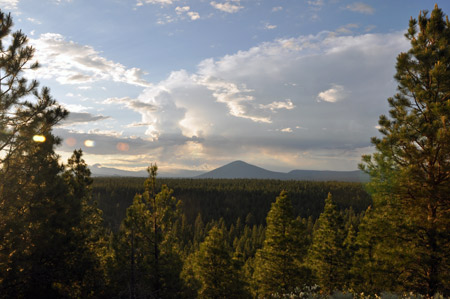 Deschutes National Forest, Oregon