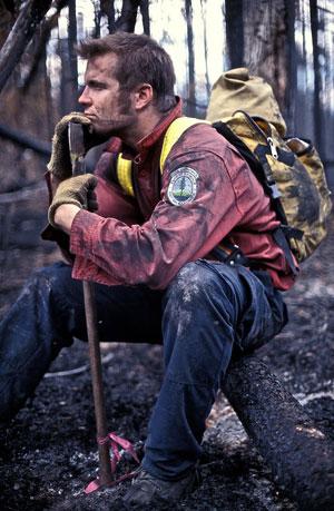 British Columbia smokerjumper