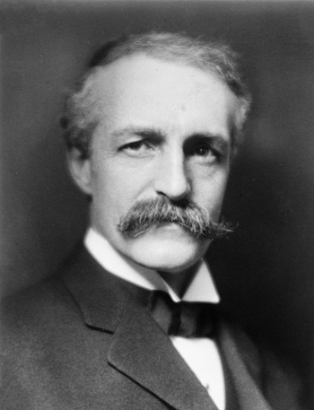 Gifford Pinchot, first Chief of the U.S. Forest Service.