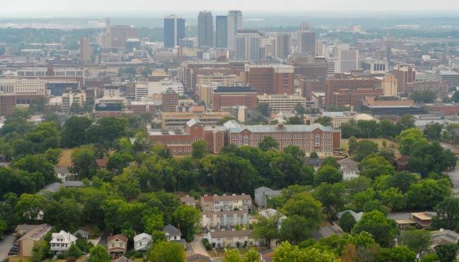 Birmingham, Alabama