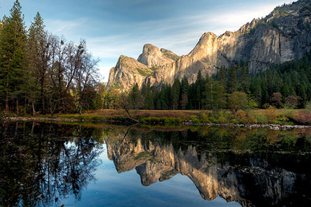 Yosemite National Park.