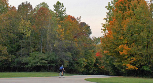 Eagle Creek Park. Credit: Involving Neighborhoods and Communities