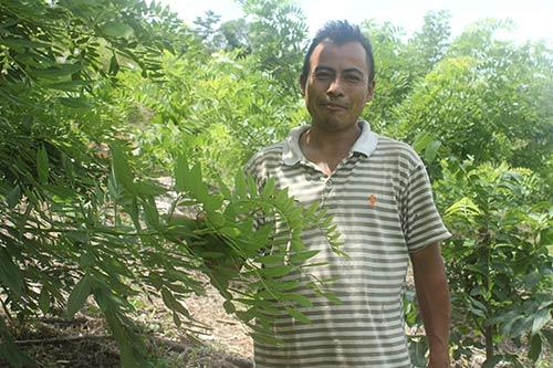 SHI participant Noe Garcia