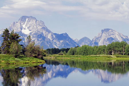 Grand Teton National Park. Credit: Florin Chelaru/Flickr.