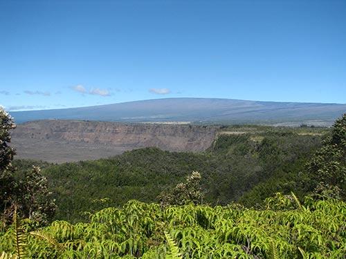 Mauna Loa. Credit: Luis Aregerich