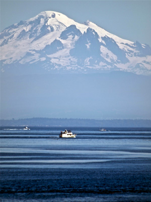 San Juan Islands of Washington