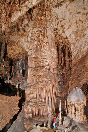 The Monarch, Carlsbad Caverns National Park