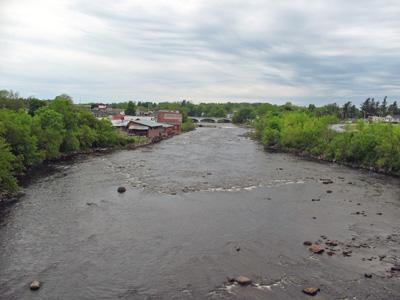 Grasse River, Massena, N.Y.