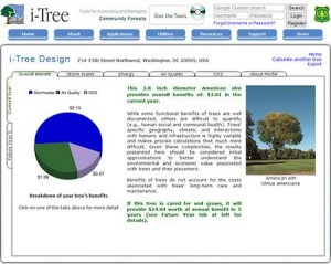 i-Tree Design overall-benefits