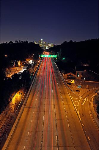 Pasadena highway