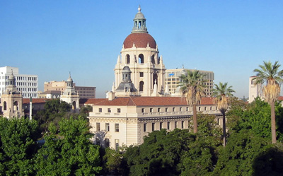 Pasadena City Hall, Calif.