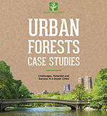 """Urban Forests Case Studies"" cover"