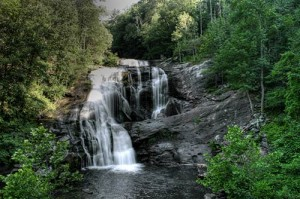 Bald River Falls, Cherohala Skyway, Tennessee