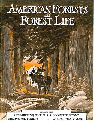 American Forests and Forest Life, October 1925