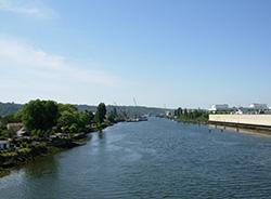 Duwamish River.