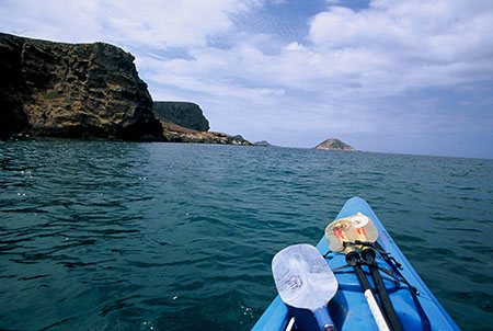 The Channel Islands beckon