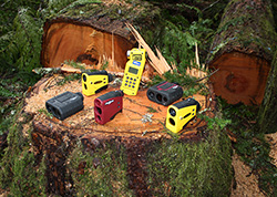 Forestry measurement tools by Laser Technology, Inc.