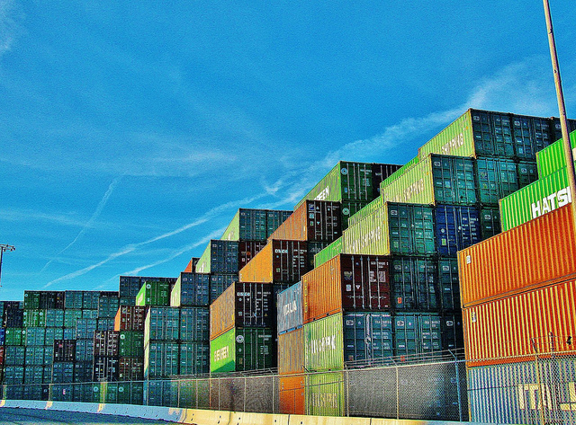 Each day, 35 shipping containers bring a pest to the U.S.