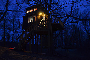Treehouse at Timber Ridge Outpost & Cabins
