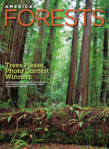American Forests magazine Fall 2015