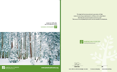 Memorial gift of trees american forests select a design yelopaper Gallery