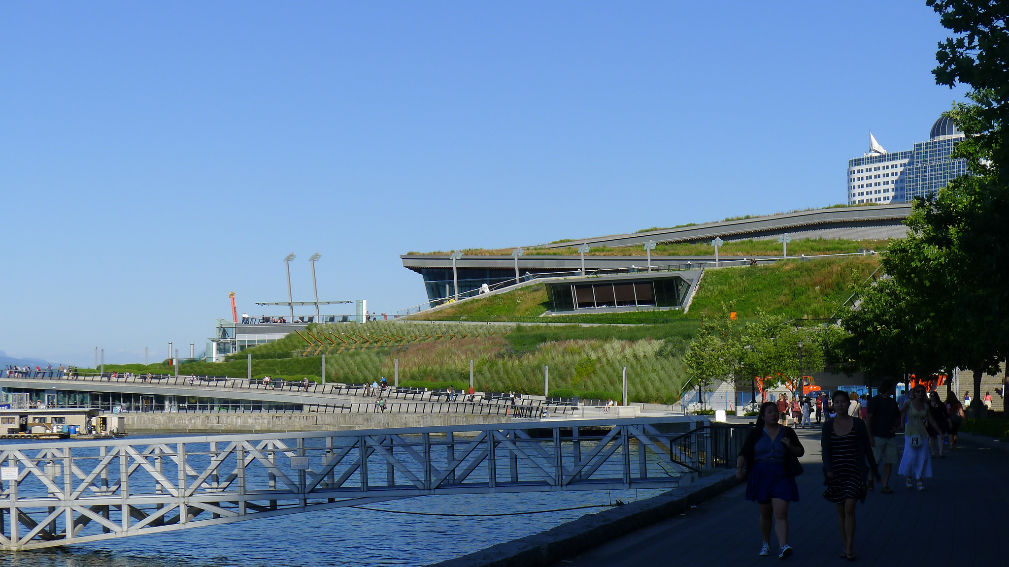 The Vancouver Convention Centre