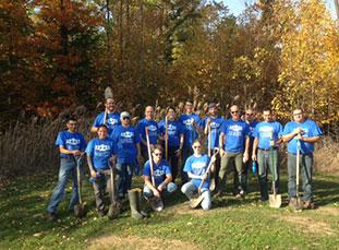 Alcoa Volunteers
