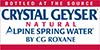 Crystal Geyser