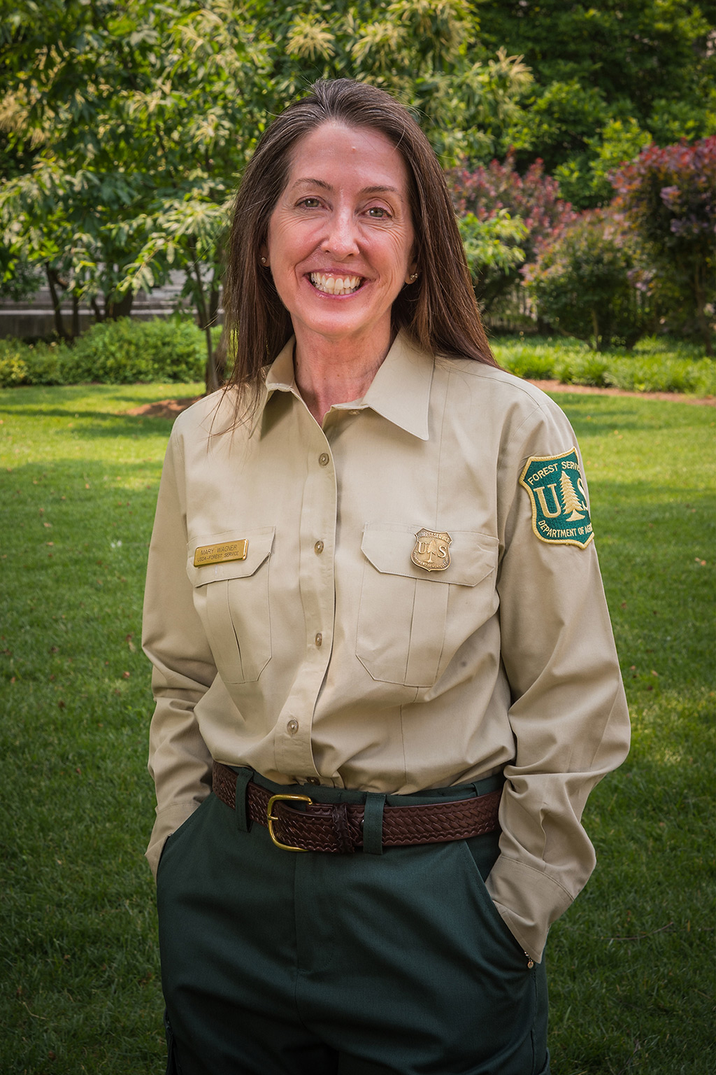 the making of a leader in forestry