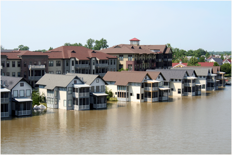 Memphis, Tenn. flood, 2011.