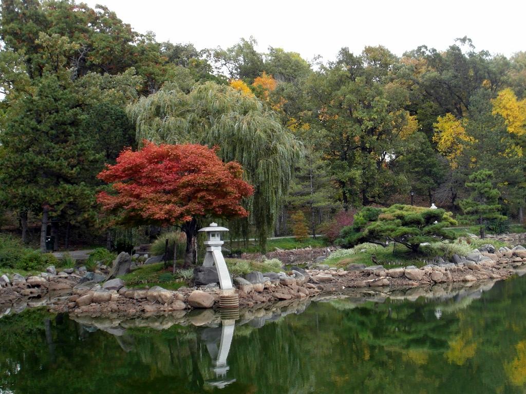 Delaware Park Japanese Garden