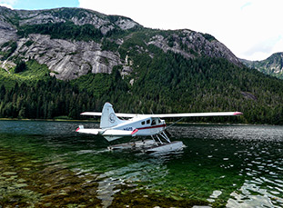 Harris Air float plane