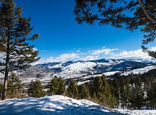Snowpack. Credit: Chuck Fazio.