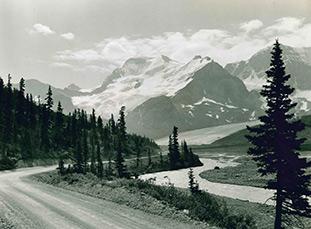 Athabaska-Glacier
