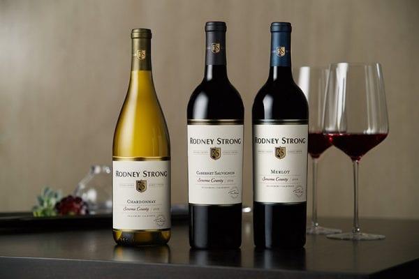 rodney strong wine trio