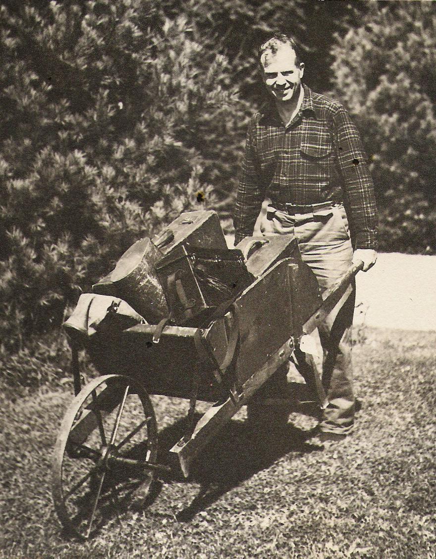 Rutherford Platt 1940