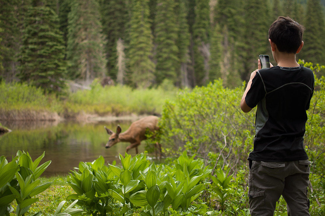 Youth and Nature by Richie Glidden
