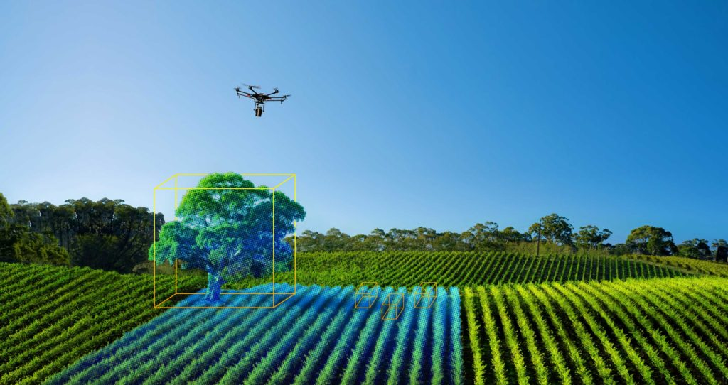 LIDAR in agriculture