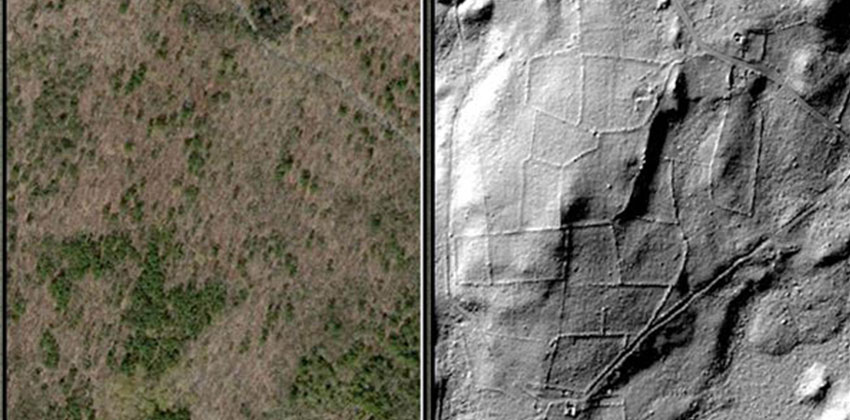 LIDAR in archaeology