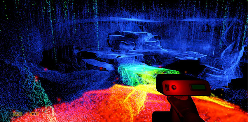 LIDAR in video games