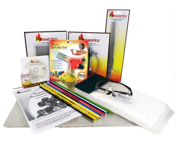mountain glass beadmaking kit