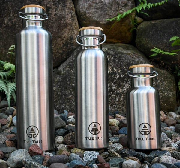 tree tribe eco friendly water bottles