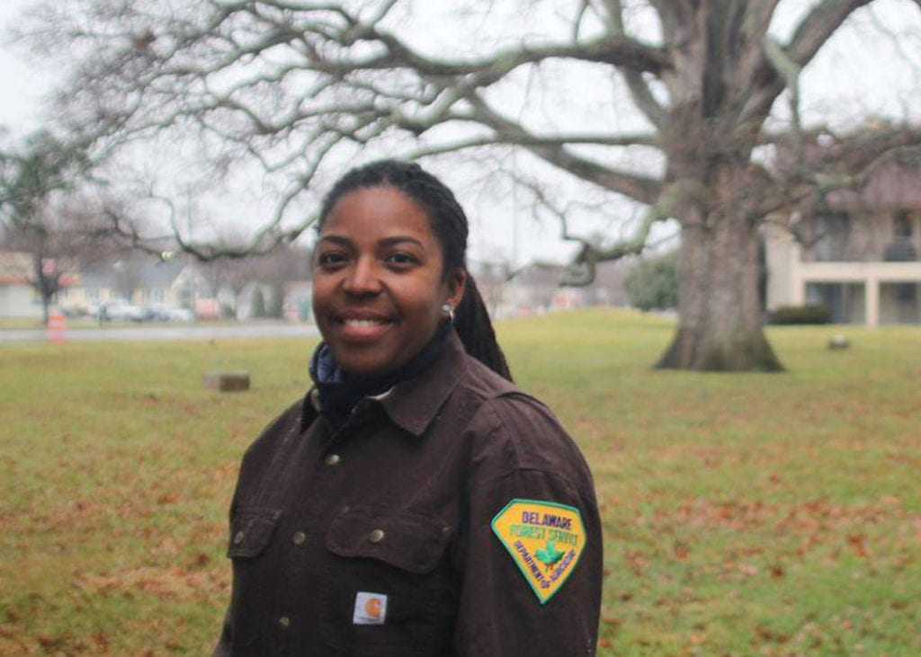 Kesha Braunskill Delaware Urban Forestry 2019 American Forests Tree Equity 3