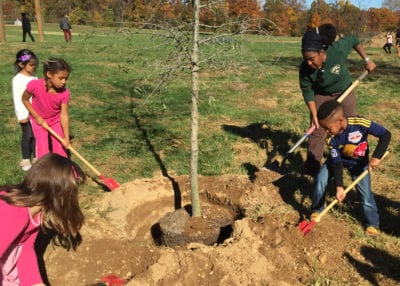 Kesha Braunskill Delaware Urban Forestry 2019 American Forests Tree Equity 4