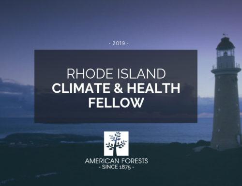 Rhode Island Climate & Health Fellow
