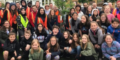 Enablon Elwood Park Planting 2019