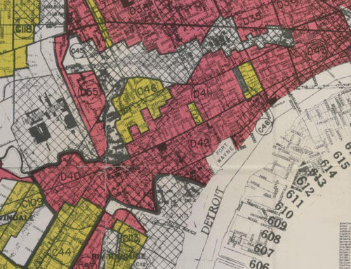 Redlining—and Greening—of Cities. What's the Connection?